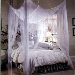 SKEETA Insect Protection Nets | Mosquito Netting Bed Canopy - Mombasa Majesty & Mosquito Netting No-see-um NettingBio control Field CagesBed ...