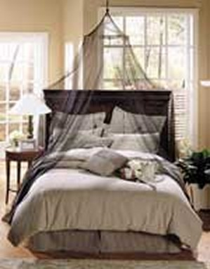SKEETA Bed Canopy - Mombasa Magic : canopy netting - memphite.com